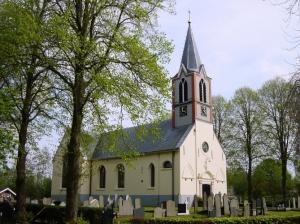 Sint-Georgius kerk Is bekend als de Herfoarme tsjerke