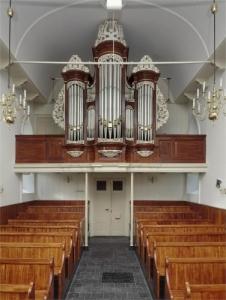 tsjerke 2006 ('Hist. orgel in Nl. 1878-1886')
